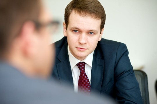 Деловой портрет съемка Москва СПБ
