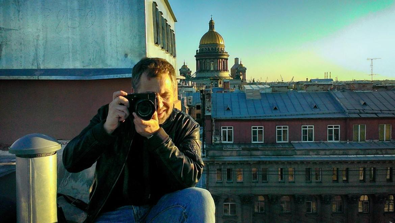Борис Хигрин фотограф Москва СПб