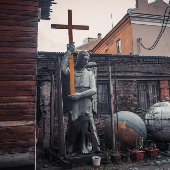 Прикоснуться к Ангелу.. Тайны Санкт-Петербурга