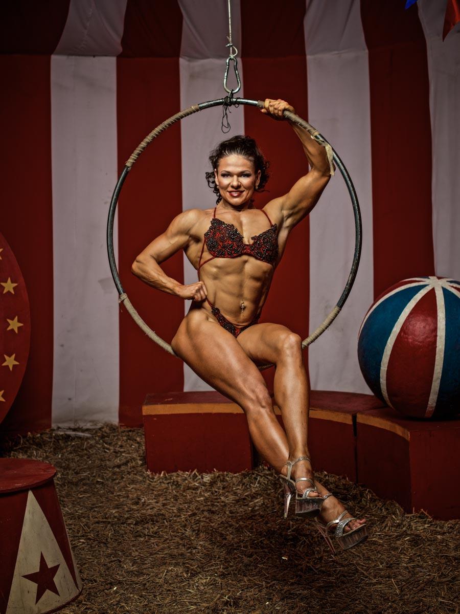 фитнес фотосессия Светлана Пугачева