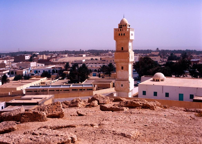 Увидеть пустыню. Тунис.