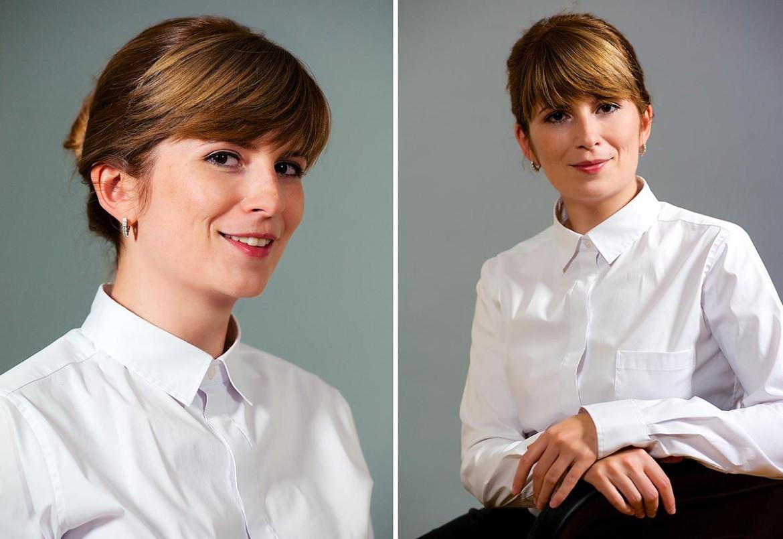 Женский деловой портрет