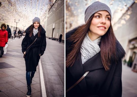 Фотопрогулка в Москве и СПб