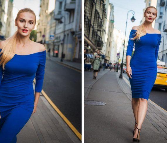 Стильная фотопрогулка по москве с Ириной Бариновой