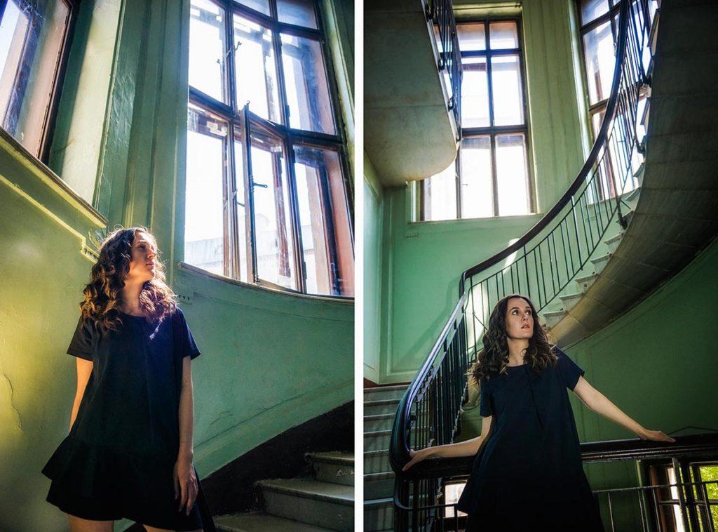 Фотосессия девушки в Санкт-Петербурге