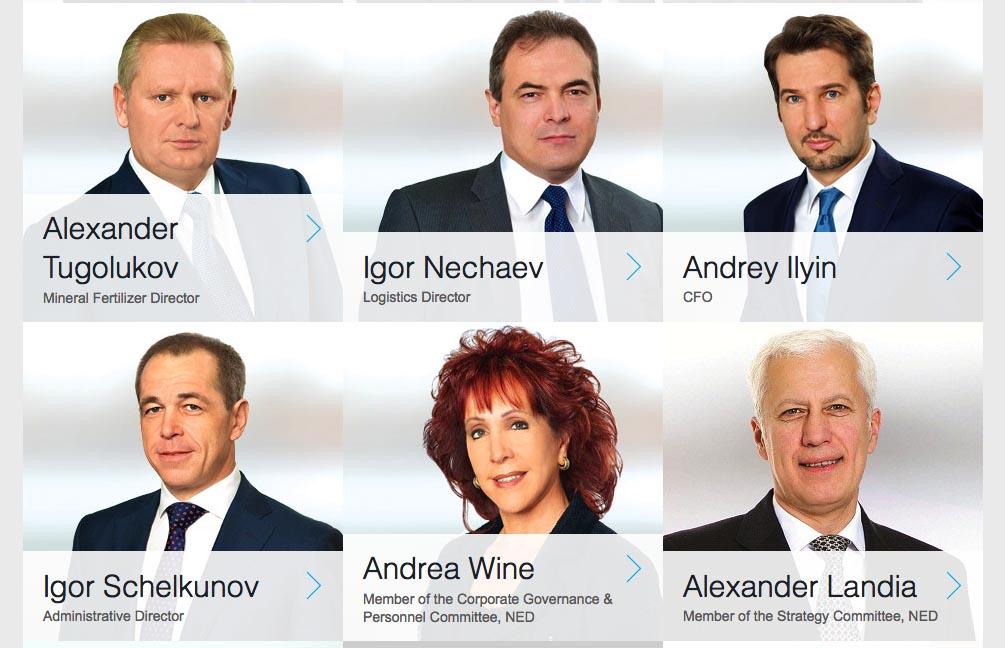 2014-06-26 19-43-53 Board & management   EuroChemEuroChem