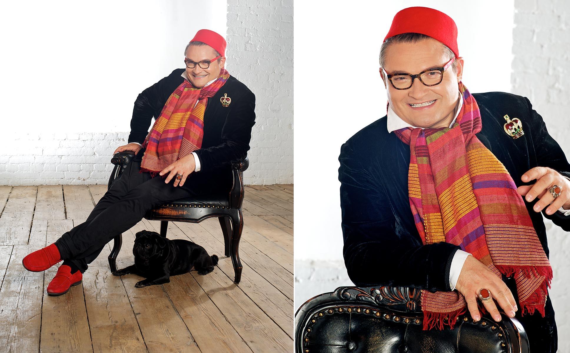 А.Васильев-портрет