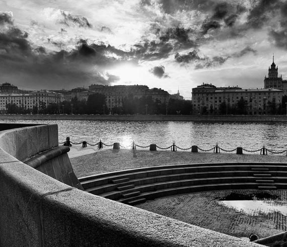 Московская графика города
