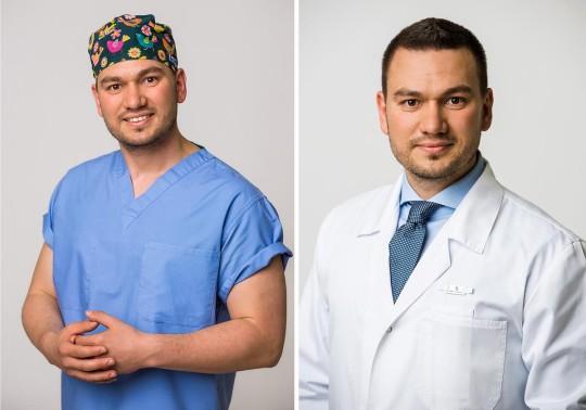 Деловой портрет врача