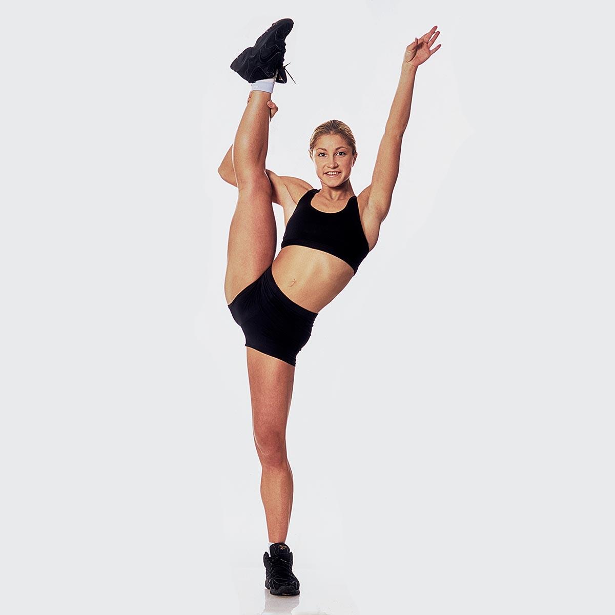 фитнес фотосъемка