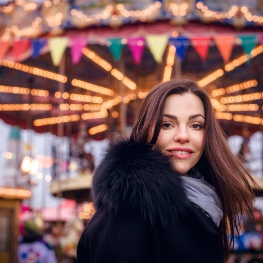 Фотопрогулка по праздничной Москве