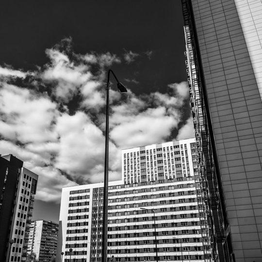 Архитектура московских новостроек