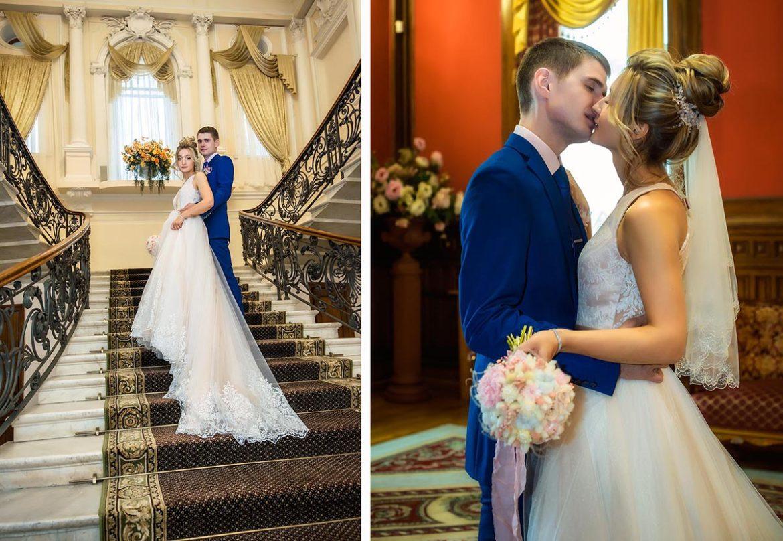 Лучшая свадебная фотосессия в СПб