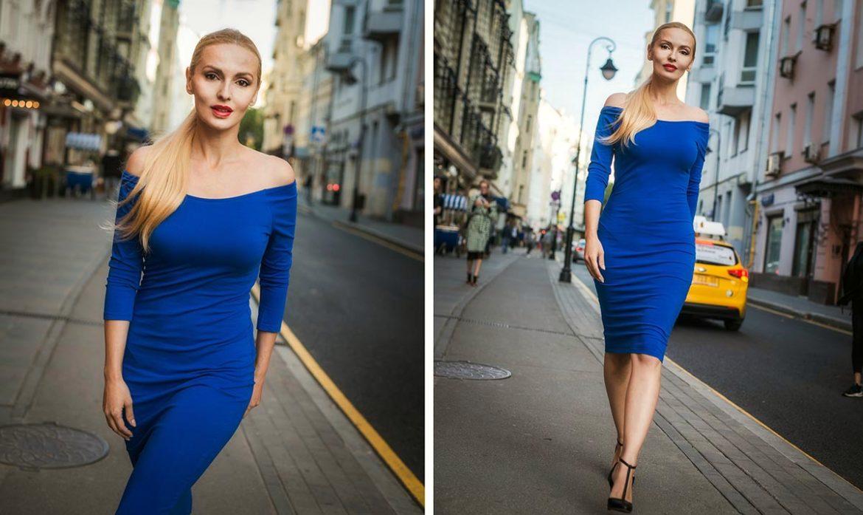 Стильная фотопрогулка по Москве с Ириной Бариново