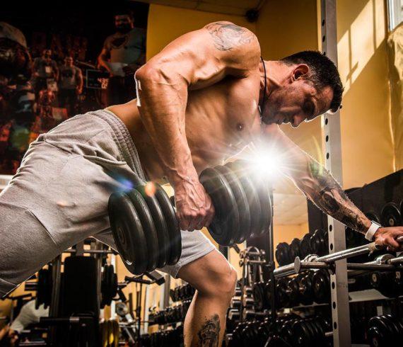 фитнес фотосессия спортсменов
