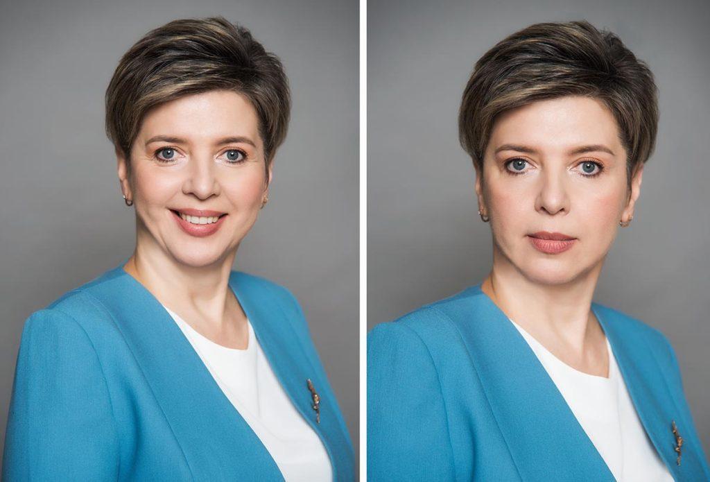 хед шот женский деловой портрет