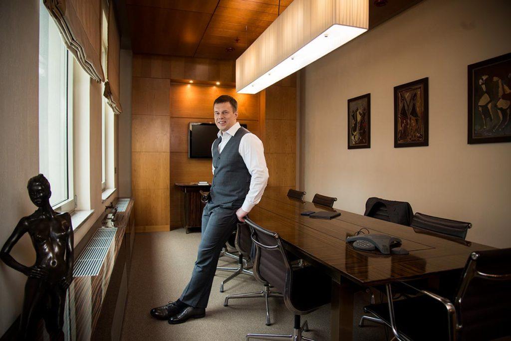 Пример фотосессии для успешного адвоката